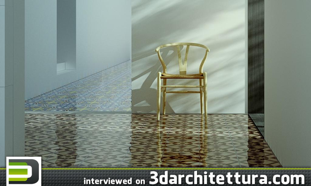 David Brufau's interview on 3darchitettura