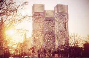 3d, architecture, 3darchitettura, render, Arash Fattahi