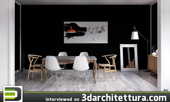 Javier Wainstein interviewed for www.3darchitettura.com