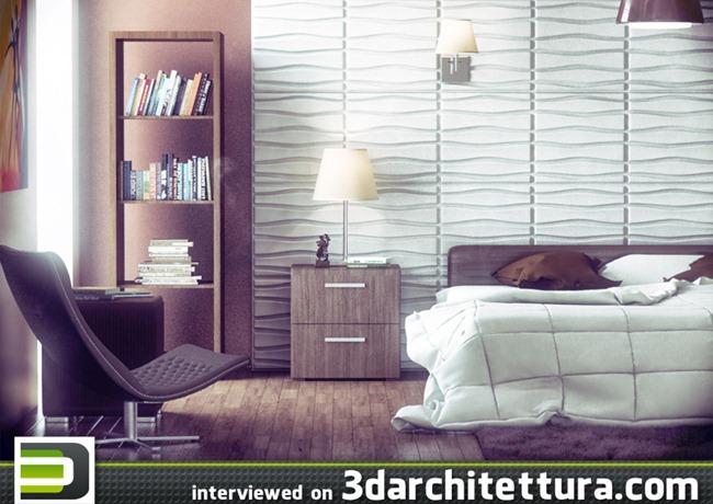 Amhad Bakhshi interviewed for www.3darchitettura.com