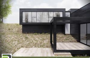 3d, architecture, 3darchitettura, render, Alexandre Jarek
