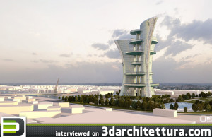 Unit Studio interviewed on 3darchitettura: render, 3d, CG, architecture, design
