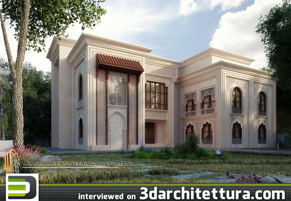 Mohammed Zakaria interview on 3darchitettura, render, 3d, design, architecture