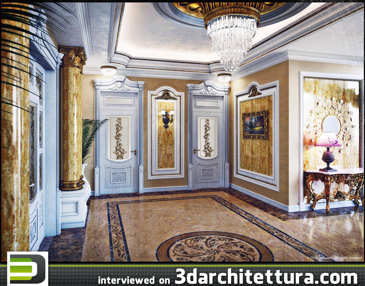 Abdulaif Abidov interviewed for 3D Architettura: render, 3d, CG, architecture, design