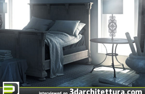 Alfonso Cucinelli interviewed for 3d Architettura: render, 3d, design, cg, architecture
