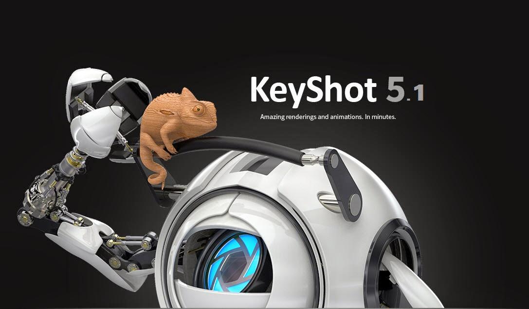 KeyShot 5.1