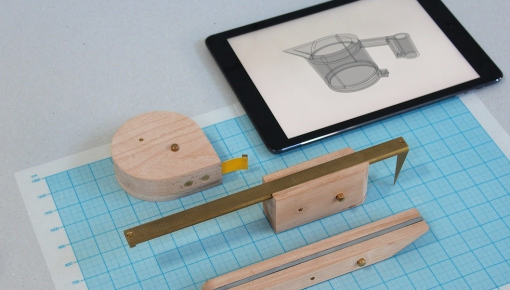 Physical Measuring Instruments : Measurement tools from physical to digital architectools