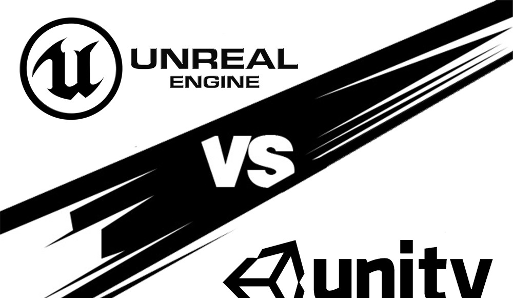 unreal engine vs unity engine
