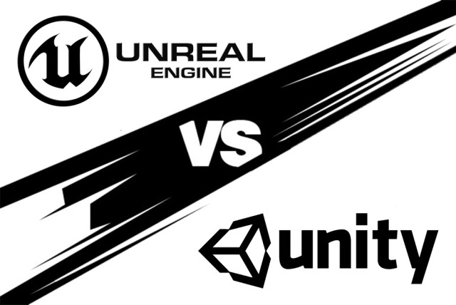 unreal engine vs unity engine