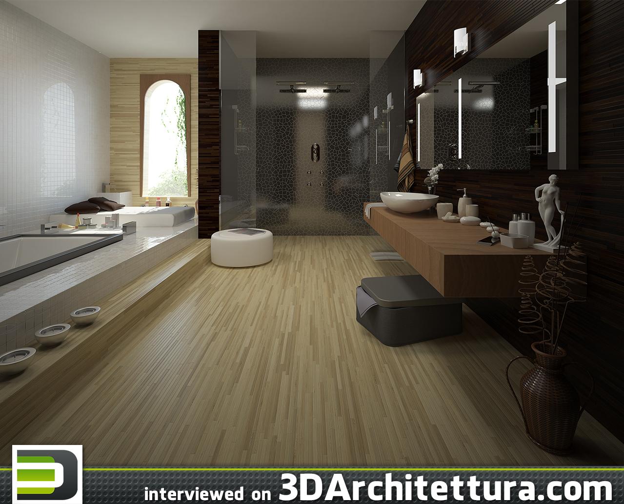 Alessandro Berti interviewed on 3D Architettura: render, 3d, design, architecture, CG