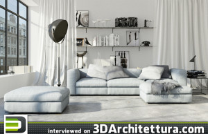 Pedro Antunes from Portugal interviewed for 3DArchitettura: render, 3d, CG, design, interior design, architecture