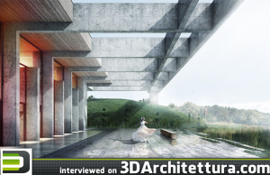 COLLIDER from Romania interviewed for 3DArchitettura about rendering and realtime technologies