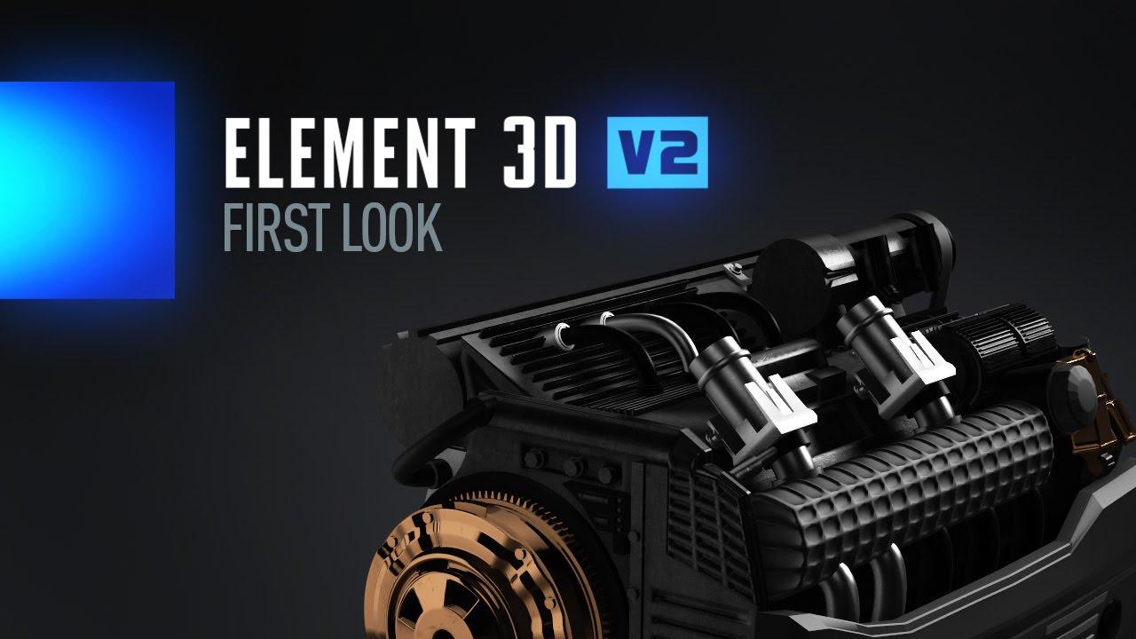 element 3d architectools