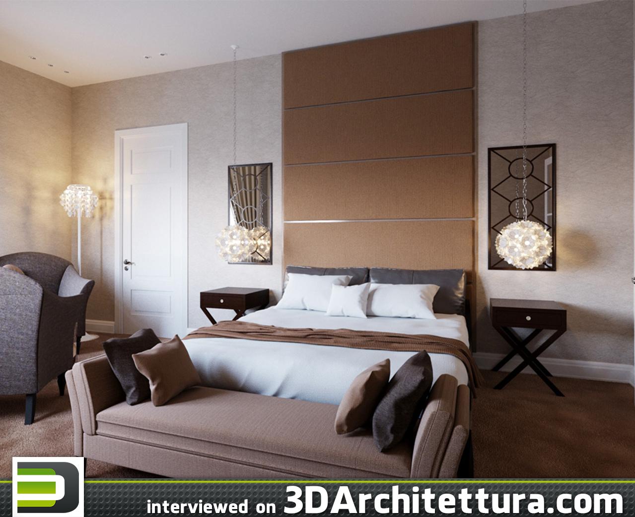 Viacheslav Serbov, freelance CG artist fro Ukraine interviewed on 3DArchitettura about rendering and visualization