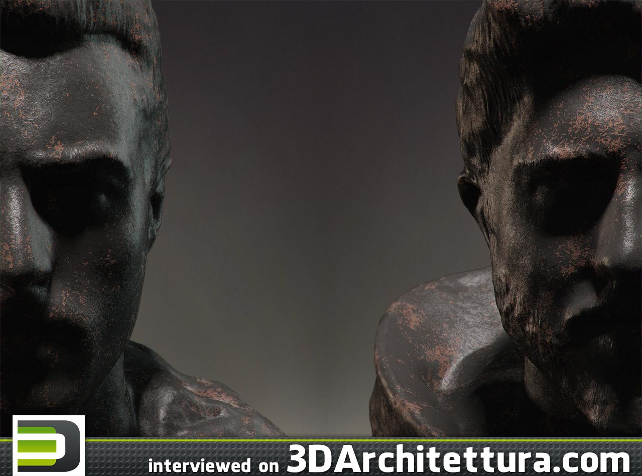 OKDRAW studio interview for 3D Architettura