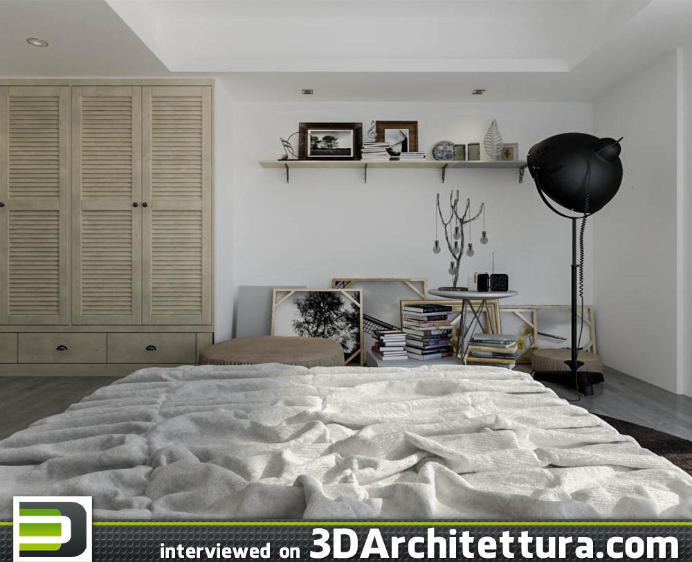 Ali Ihsan Degirmenci interviewed for 3D Architettura