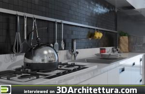 Lucas Silva interview for 3D Architettura: rendering, ArchViz, CG, architecture and design.