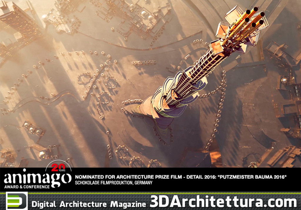 animago architecture prize
