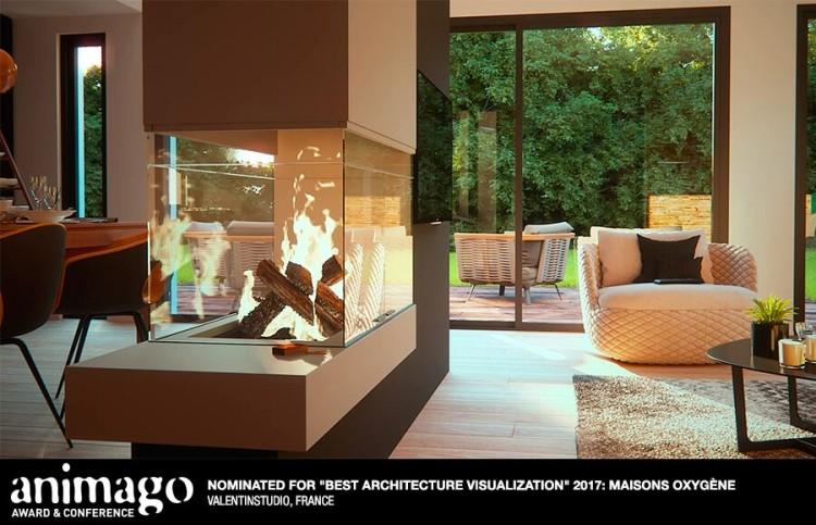 animago award: Maisons Oxygène - Valentinstudio - France