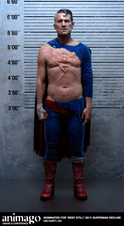 animago award: Superman Decline - Dan Roarty - USA