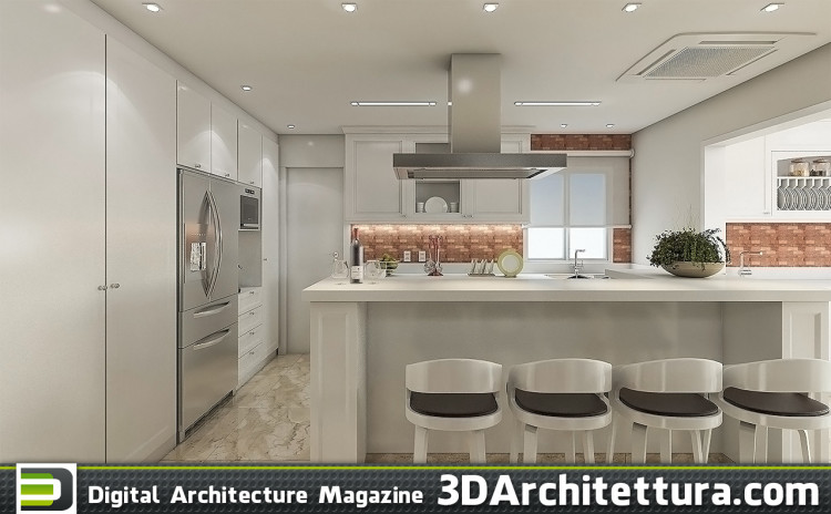 Luciano Santo: Integrated living