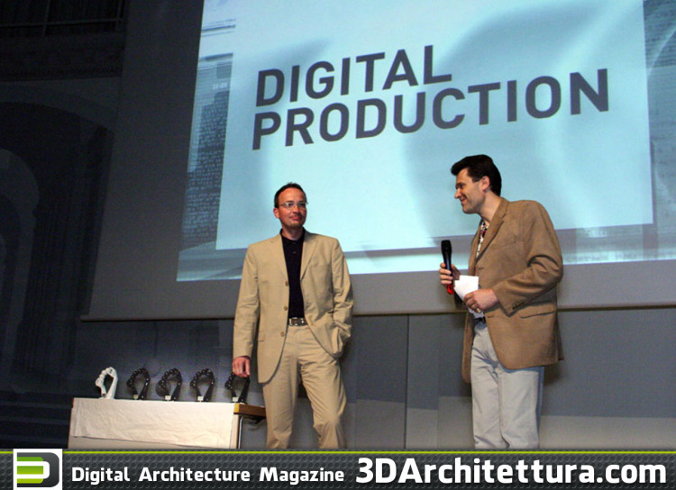 Award Ceremony at animago 2004