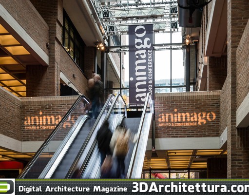Entrance of animago 2016