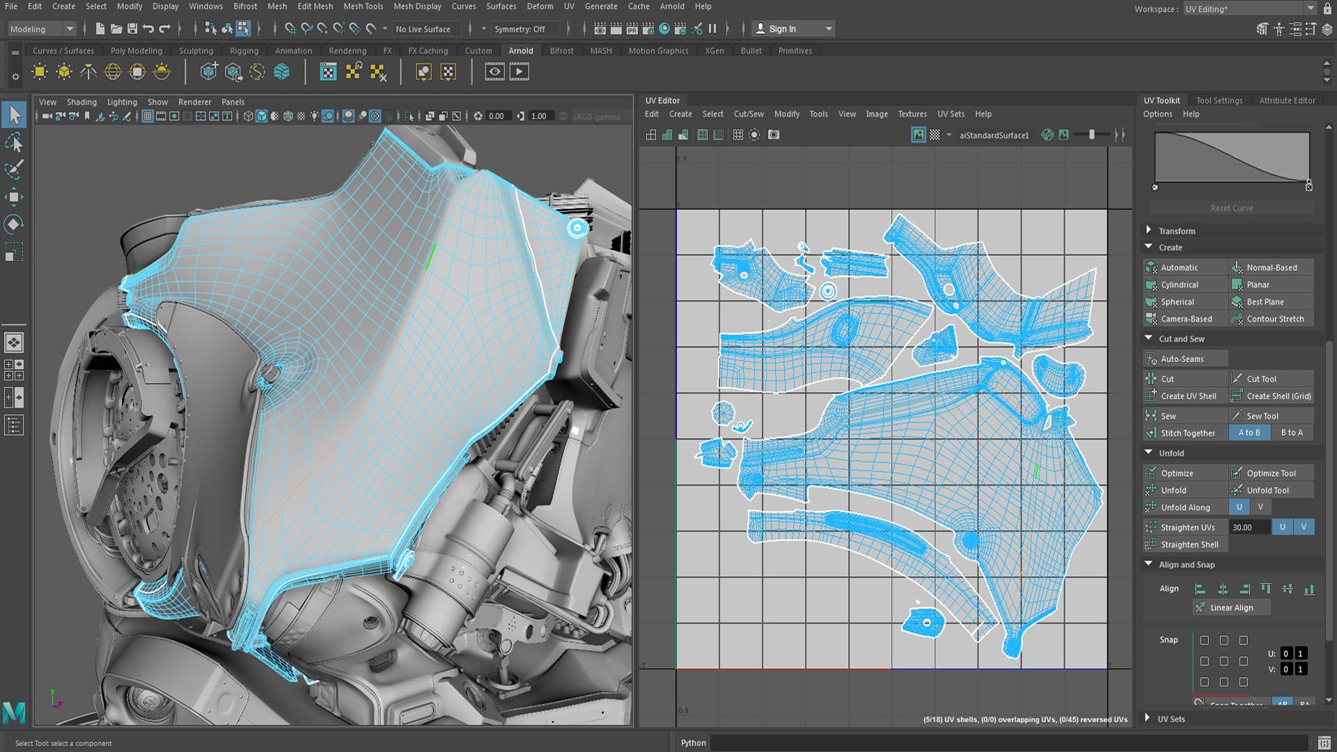 Autodesk Maya 2018 - ArchitecTools - 3D Architettura