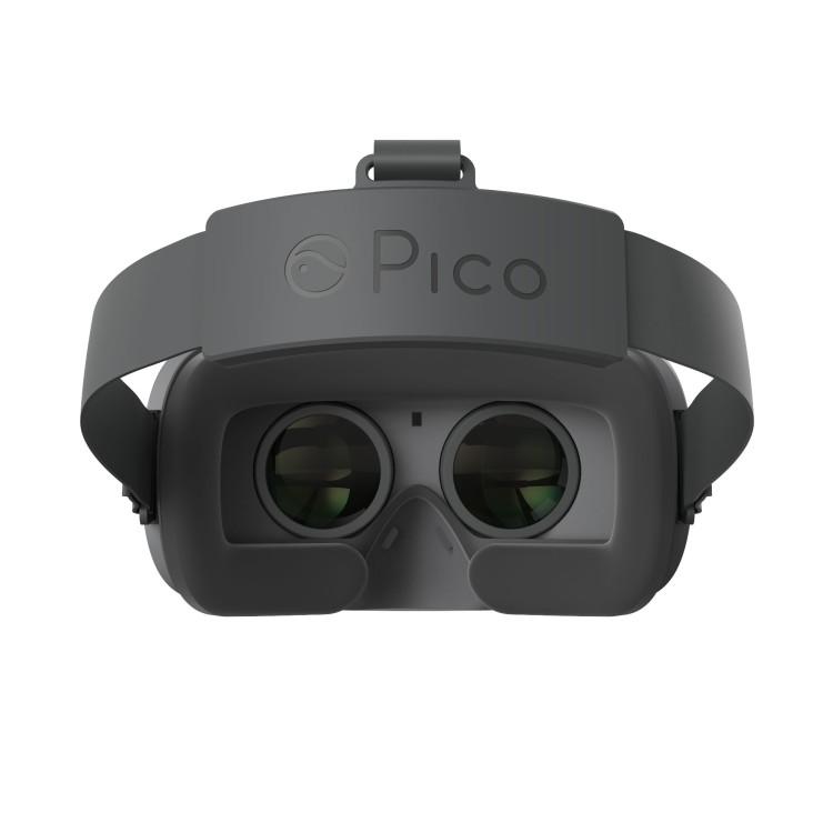 Pico Goblin 3D Architettura