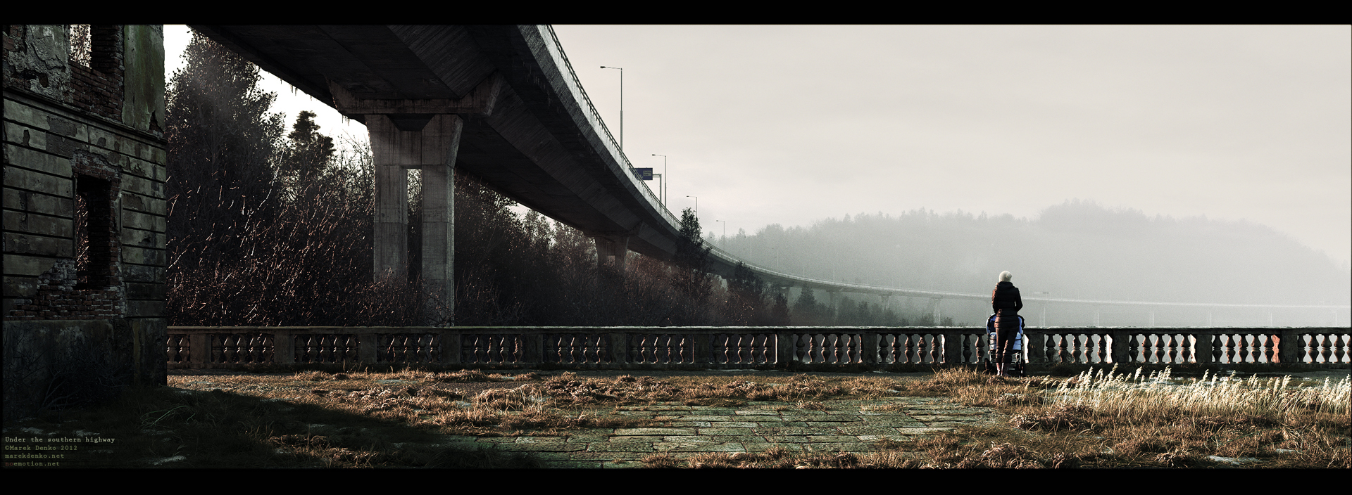 Marek Denko - Under The Southern Highway