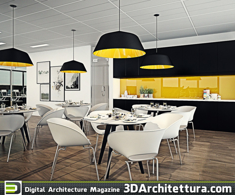 Project done with 3d sketchup and rendering in 3dsmax.  I placed the camera and the materials and the final rendering. - 3dsmax+VRay+Photoshop