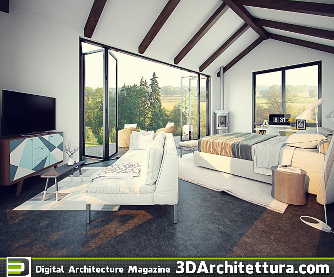 Id studio 3d architettura digital architecture magazine for Software architettura 3d