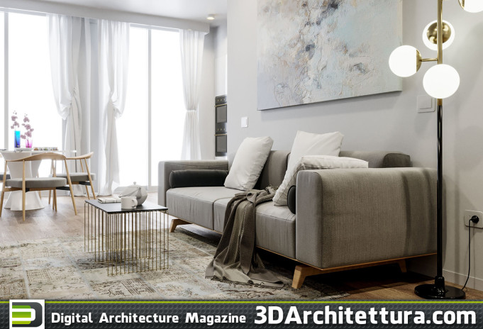 Francesco Barletta on 3D Architettura. Digital Architecture Magazine