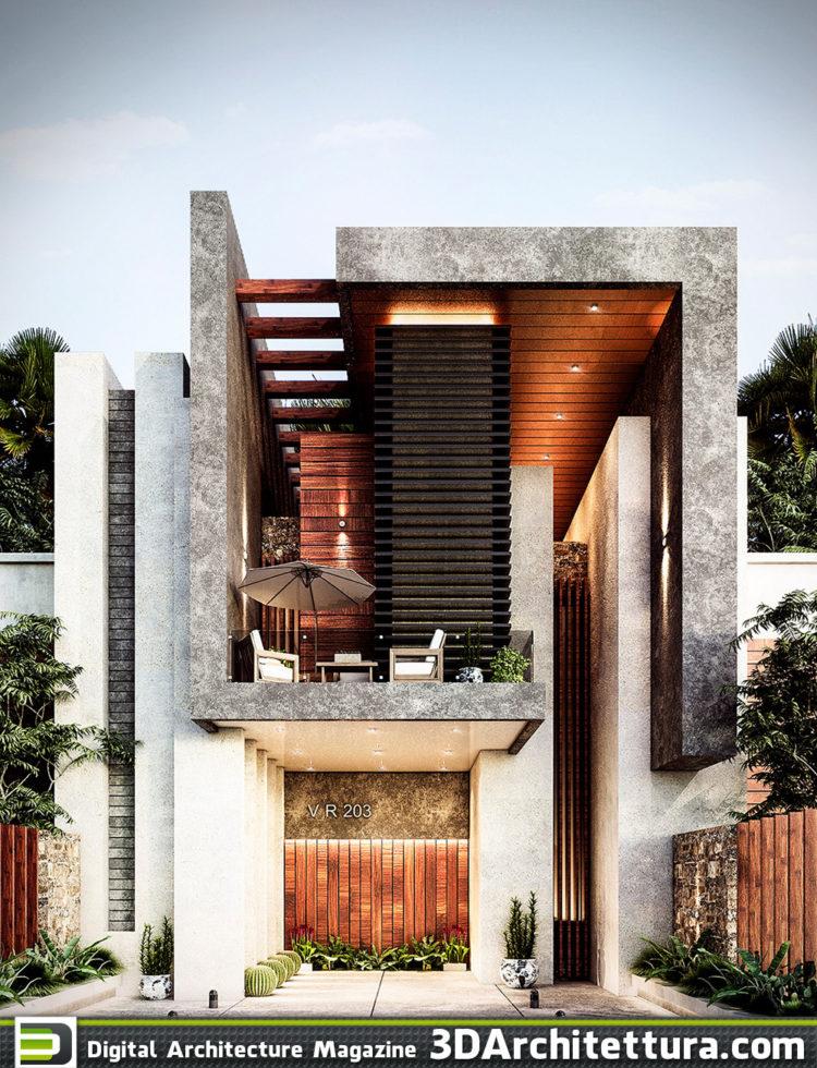 Mohamed Faisal Al-Kazee: Arch Viz. Interview on 3D Architettura. Digital Architecture Magazine