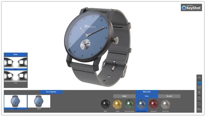 KeyShot Viewer Released - 3D Architettura - ArchitecTools