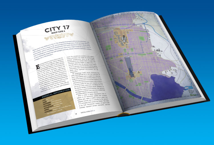 Virtual Cities: An Atlas & Exploration of Video Game Cities - Konstantinos Dimopoulos/Maria Kallikaki