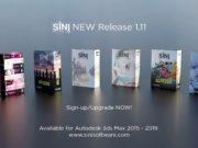 SiNi Software 1.11 on 3D Architettura