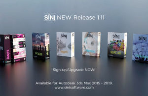 SiNi Software 1.11 on 3D Architettura