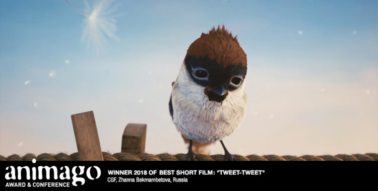 Winner Best Short Film - Tweet-Tweet