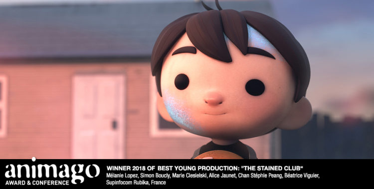 Winner Best Young Production - The Stained Club