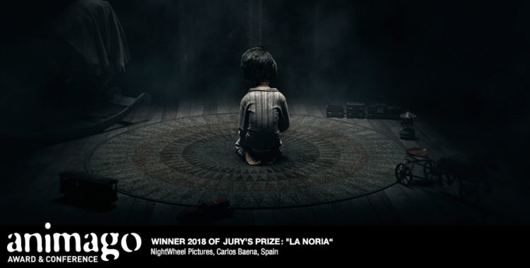 Winner Jury's Prize - La Noria