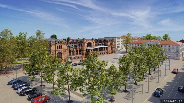 Alexander Beim / LotusArt on 3D Architettura