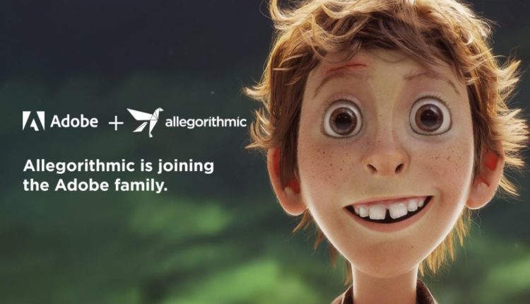 Adobe acquires Allegorithmic