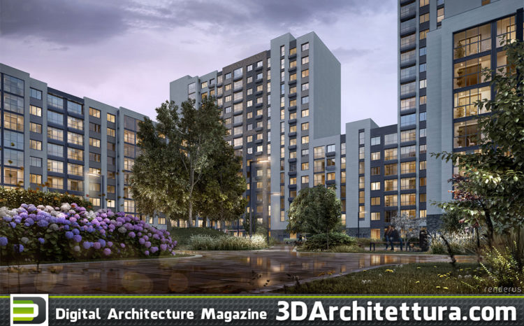 Marko Stojkovic on 3D Architettura. Digital Architecture Magazine