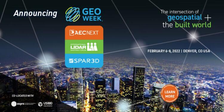 Geo Week