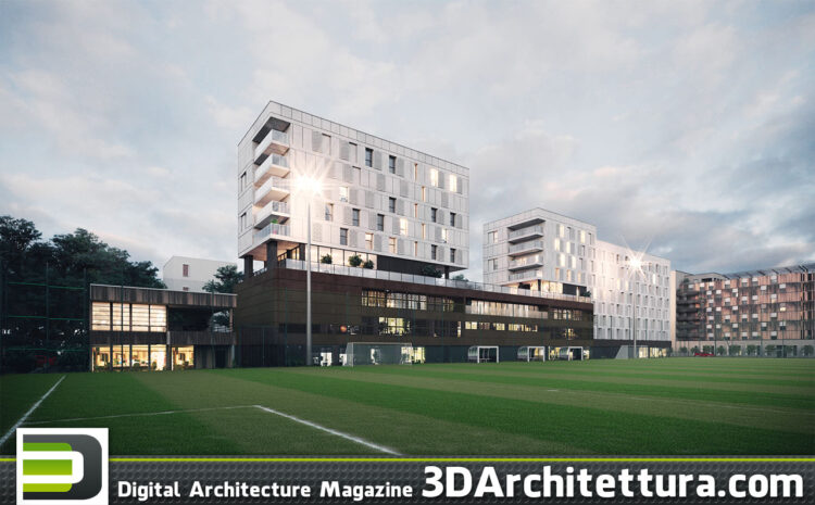 Powerkh - 3D Architettura. Digital Architecture Magazine